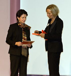 Verleihung Alice-Salomon-Award
